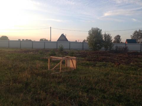 Земельный участок в д. Клово - Фото 2