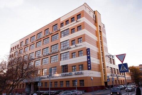 """Аренда офисного помещения,50,4 кв.м, бизнес-центр """"Преображенский"""" - Фото 5"""