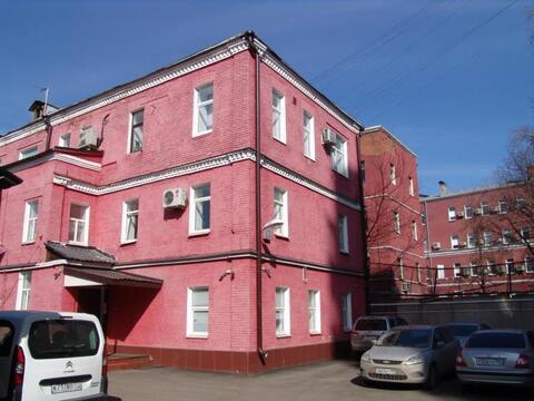 Комплекс зданий 878 м2 около м.Бауманская 9 мин.пешком - Фото 1