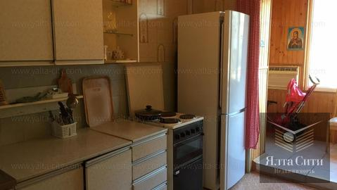 Продается трехкомнатная квартира в Партените - Фото 1