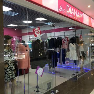 магазин женской одежды королева