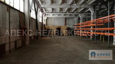 Аренда помещения пл. 2700 м2 под склад, , офис и склад Мытищи . - Фото 1