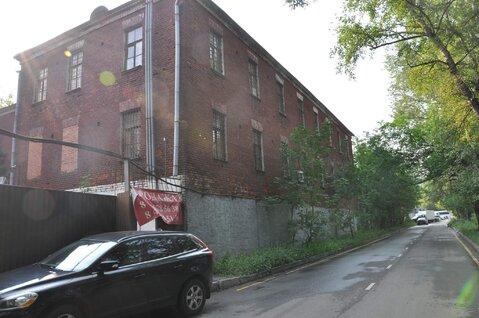 Продам: под производство 1078 кв. м, м. Рижская - Фото 1