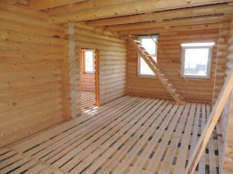 Новый дом из бревна - Фото 4