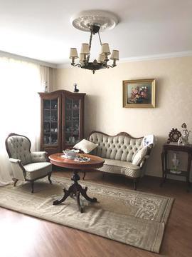 Квартира с ремонтом и кухонной мебелью - Фото 1