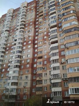 Продается однокомнатная квартира (Москва, м.Октябрьское поле) - Фото 1