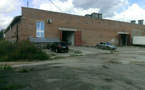 Производственное помещение 940 кв.м, 160 тысяч рублей в месяц - Фото 2