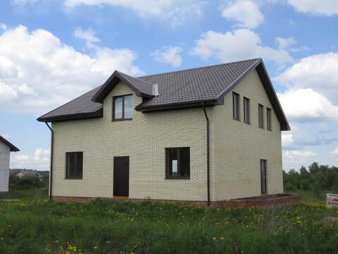 Продам новый кирпичный дом у воды в деревне Селинское - Фото 2