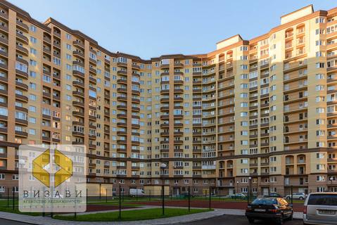 Квартира-студия 27 кв.м. Звенигород, Нахабинское ш, 1к1 - Фото 3