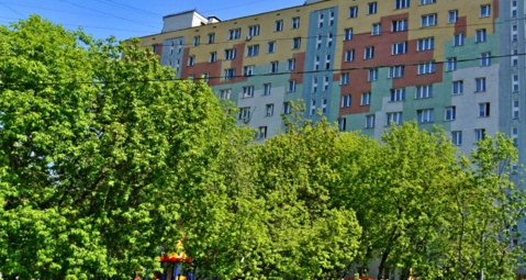 3-х к.кв. - 65 кв.м, м. Марьино, ул. Подольская, 23