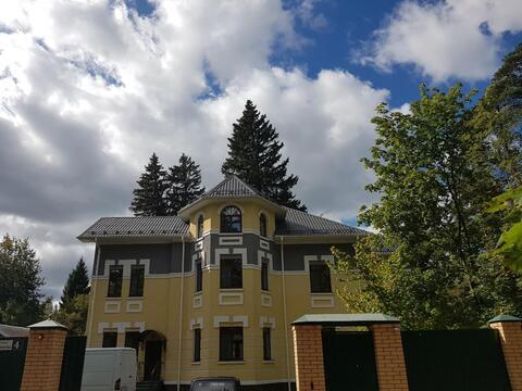 Дом 412 кв.м, Участок 16 сот. , Киевское ш, 30 км. от МКАД. . - Фото 2