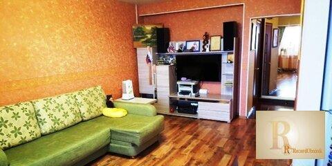 Двухкомнатная квартира 52,9 кв.м. с качественным ремонтом - Фото 1
