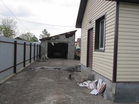 Новый дом в Овчинном городке СНТ Газовик - Фото 4
