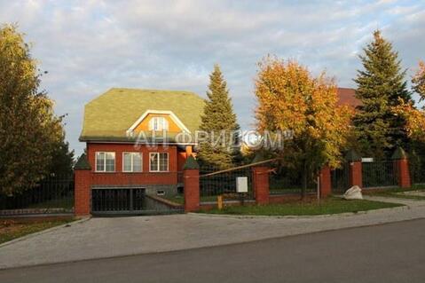 Коттедж 350м2, Симферопольское ш,14 км от МКАД, д.Мостовское - Фото 1