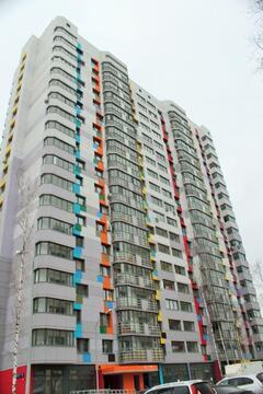 Продается квартира в престижном районе, Проспект Вернадского 44к1 - Фото 1