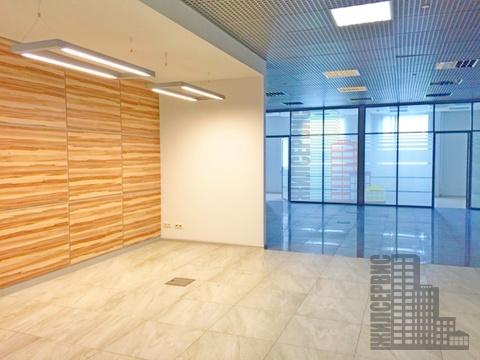 Офис 344,6м с ремонтом в БЦ класса А, паркинг, метро 10минут - Фото 4