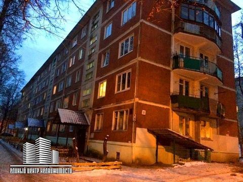 Комната в 2х комнатной квартире г. Дмитров, ул. Космонавтов д. 9 - Фото 1