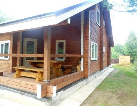Новый загородный дом под ПМЖ (все коммуникации+прописка). - Фото 1