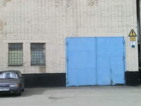 Отапливаемый склад, производство,572 м2 - Фото 3