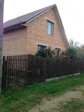 Продается садовый дом с баней в Новой Москве, вблизи село Кленово - Фото 2