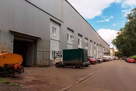 Производственно-складской комплекс 23000 м2 в ЮВАО Подъемная 14с1 - Фото 2