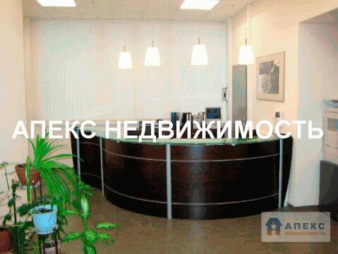Аренда офиса 590 м2 м. Калужская в бизнес-центре класса А в Коньково - Фото 1