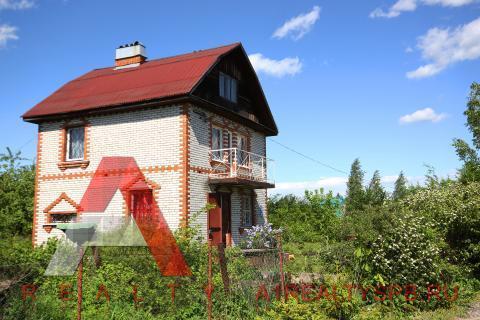 Великолепная дача с двухэтажным кирпичным домом и прудом - Фото 3