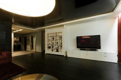 Продаю квартиру с дизайнерским ремонтом в ЖК Дом на Беговой 90м2 - Фото 3
