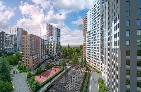 Новая жизнь, Купить квартиру в новостройке от застройщика в Москве, ID объекта - 321467393 - Фото 1