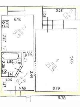 Продается 1к.кв. на ул. Нижне-Печерская в новом доме, 2003г. постройки - Фото 2