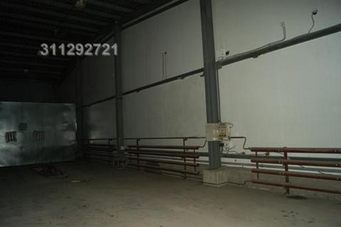 Под произ-во/склад, отаплив, выс. потолка: 8 м, возм. офис. площ. /от - Фото 3