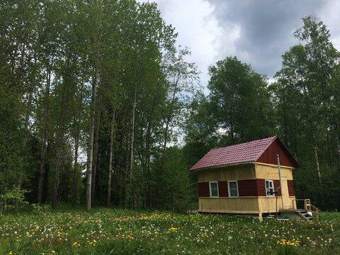 Продам 10 соток с домиком в масиве Ухта - Фото 1