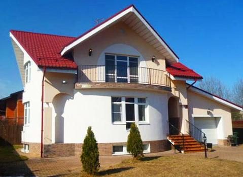 Дома в красногорском районе московской области пмж
