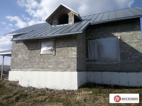 Дом 300м2, на участке 15 соток. ИЖС, Москва, 35 км от МКАД. - Фото 2