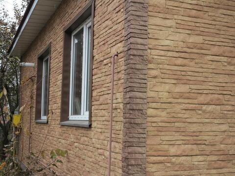 Жаворонки. Дом с магистральным газом под отделку. 7 соток. 20 км. МКАД - Фото 3