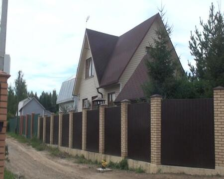 Продажа: дом 95 м2 на участке 10 сот. - Фото 4
