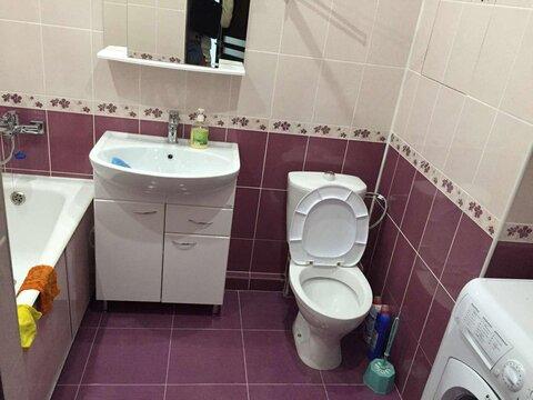 1-к квартира в монолитном доме, всё абсолютно новое - Фото 2