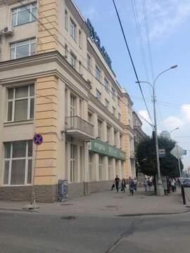 Продажа офиса 1200 м2, м.Площадь 1905 года - Фото 2