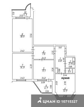 Продаю 3-к квартиру г. Балашиха, мкр. Жел-дорожный, ул.Лесопарковая 18 - Фото 1