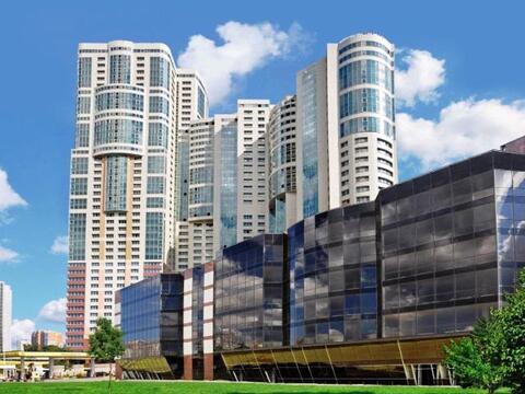 Четырехкомнатная квартира 198 кв.м. рядом с метро Проспект Вернадского - Фото 1