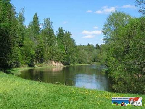 Участок 4 Га под дачное строительство на берегу реки Протва. - Фото 1
