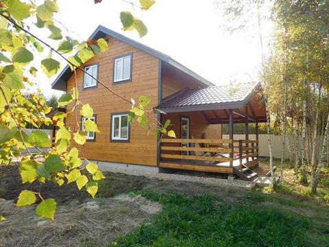 Дом 140 м кв . 12 соток с деревьями. 85 км. Киевское, Минское ш. (Киев - Фото 1