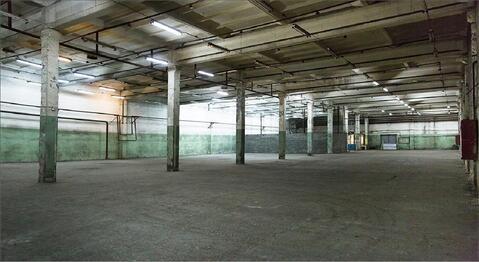 Производственно-складской комплекс 3000 кв.м. - Фото 1