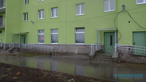 """Сдается в аренду помещение 47,9м2 на 1эт с отд входом в ЖК """"Новая охта - Фото 1"""