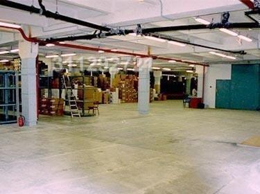Холодный склад. Одни ворота в ноль, высота потолка 7 м, распашные вор - Фото 4