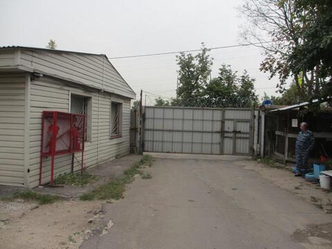 Сдам производственно-складскую базу на 0,63га в Зеленограде - Фото 2