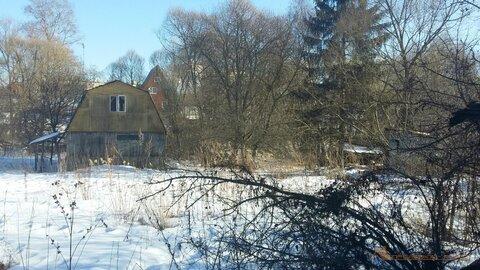 Продается земельный участок 14 соток в дер.Марушкино г.Москва - Фото 1