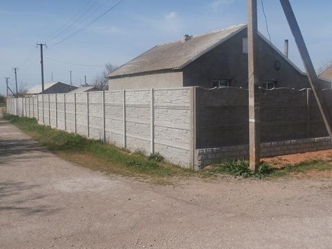 Продам дом в 16 км от Евпатории, с.Воробьево - Фото 2