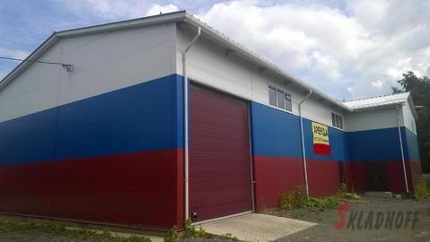 Торгово-складское помещение на Рязанском шоссе - Фото 1
