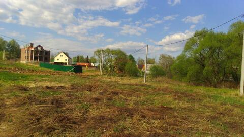 Продаётся земельный участок в черте г. Солнечногорска - Фото 5